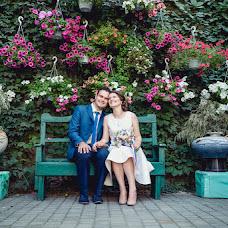 Wedding photographer Oksana Krasyuk (Ideya). Photo of 21.01.2016