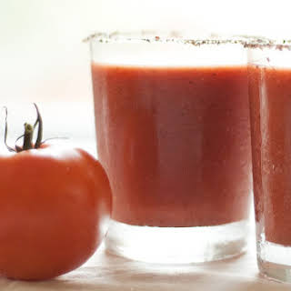 Frozen Bloody Mary.