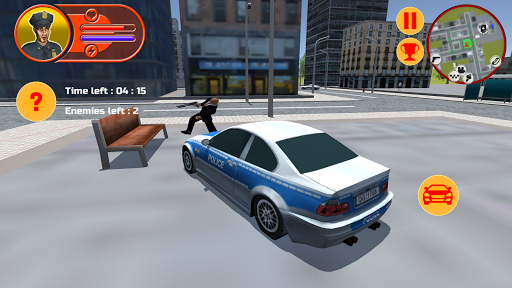 Police Chase Mission for PC