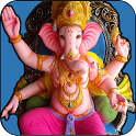 Magic Ganesha Live Wallpaper icon