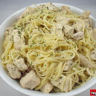 Light and Lemony Chicken Pasta Recipe