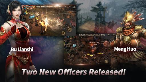 Dynasty Warriors: Unleashed  captures d'u00e9cran 2