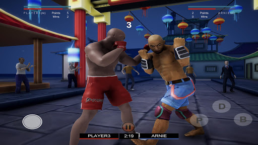 Boxing Mega Win -  Real 3d 2.1 de.gamequotes.net 2
