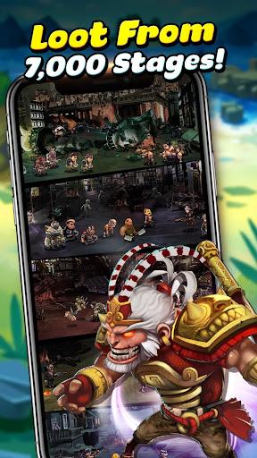 Merge Zombie: idle RPG 1.6.7 screenshots 4