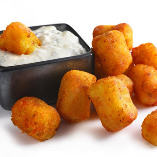 Indian-Spiced Potato Tots