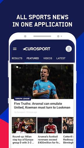 Eurosport  screenshots 4