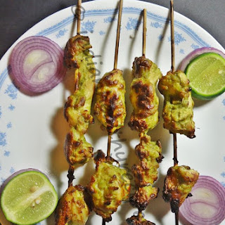 Malai Kabab   Chicken Malai Kabab   Reshmi Kabab