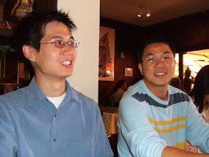 Photo: Daniel and Jing