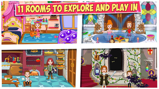 My Little Princess : Castle Playhouse pretend play  screenshots 5