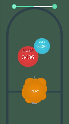 Code Triche 2048 Balls - Merge 3D Balls mod apk screenshots 3