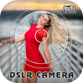DSLR Camera : Auto Blur Background