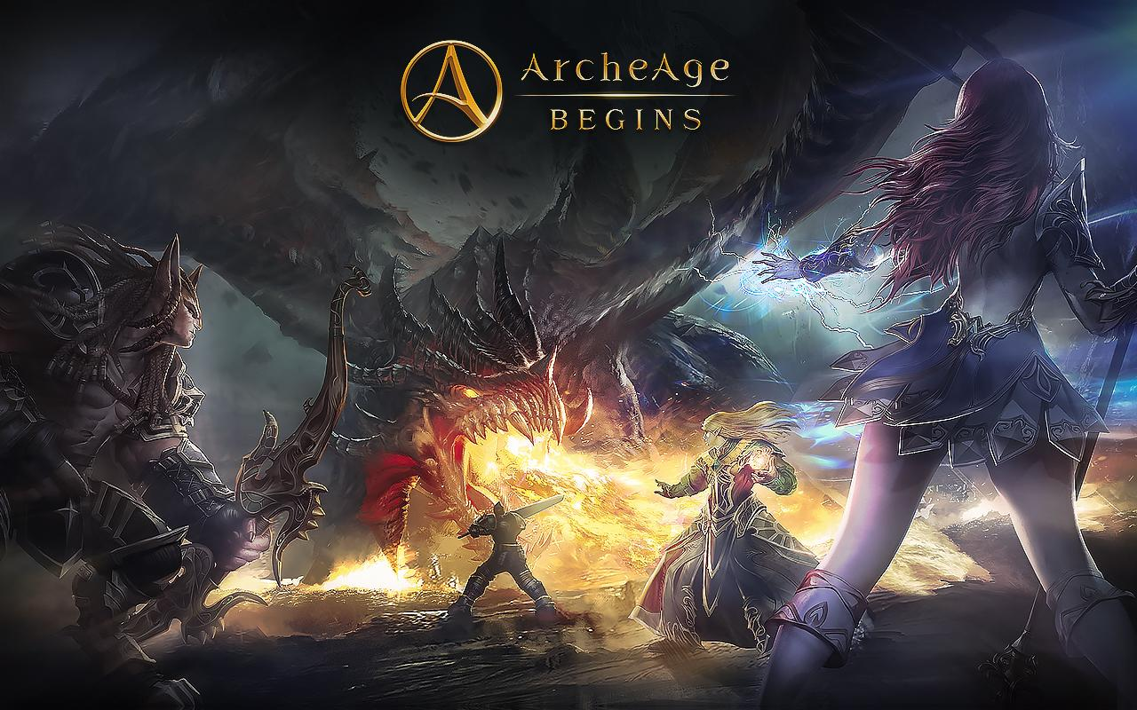 ArcheAge BEGINS: captura de tela