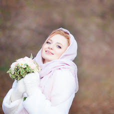 Свадебный фотограф Анна Кладова (Kladova). Фотография от 28.11.2017