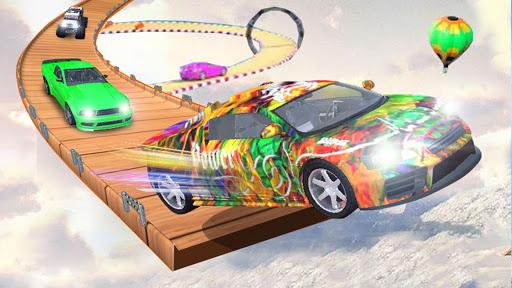 Ramp Car Stunt Races GT Car Impossible Stunts Game 1.0.59 screenshots 2