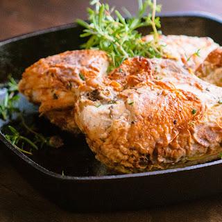 Easy Weeknight Pan Roasted Chicken Breasts