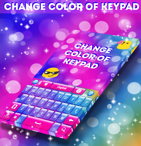 how to change ovcrack keyboard color