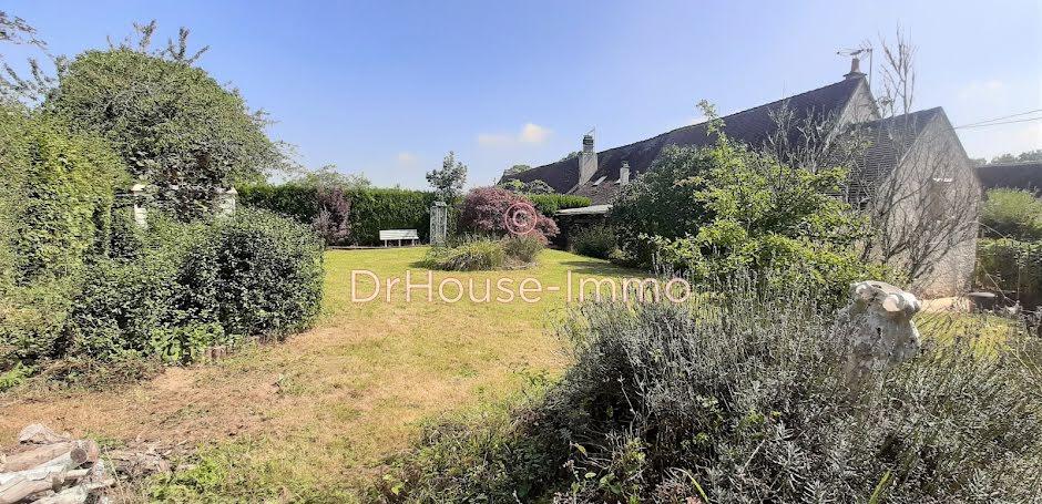 Vente maison 4 pièces 91 m² à Beaumont-les-Autels (28480), 120 000 €
