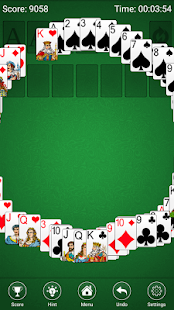 Solitaire 2018 - náhled