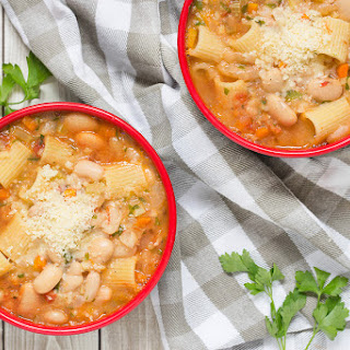 Pasta Fazool - Italian Pasta & Bean Soup