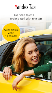 Yandex.Taxi screenshot 02