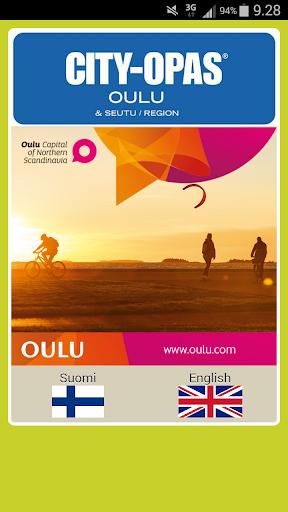 CITY-OPAS Oulu seutu