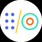Google I/O 2018 icon