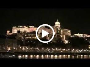 Video: hungary, travel, buda, castle, budapest