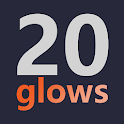 20glows - Sit and Earn icon