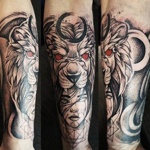 Lion Tattoo Aplikacje W Google Play