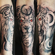 Lion Tattoo by Smartongroup icon
