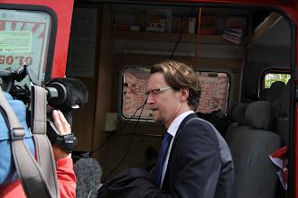 Photo: Kurzer Redebeitrag - Mathias Brodkorb (SPD) - Minister für Bildung, Wissenschaft und Kultur in MV
