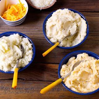 Mashed Potatoes Three Ways