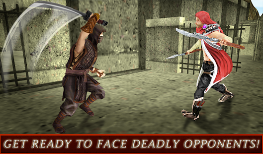 Game Ninja Warrior Assassin 3D APK for Windows Phone