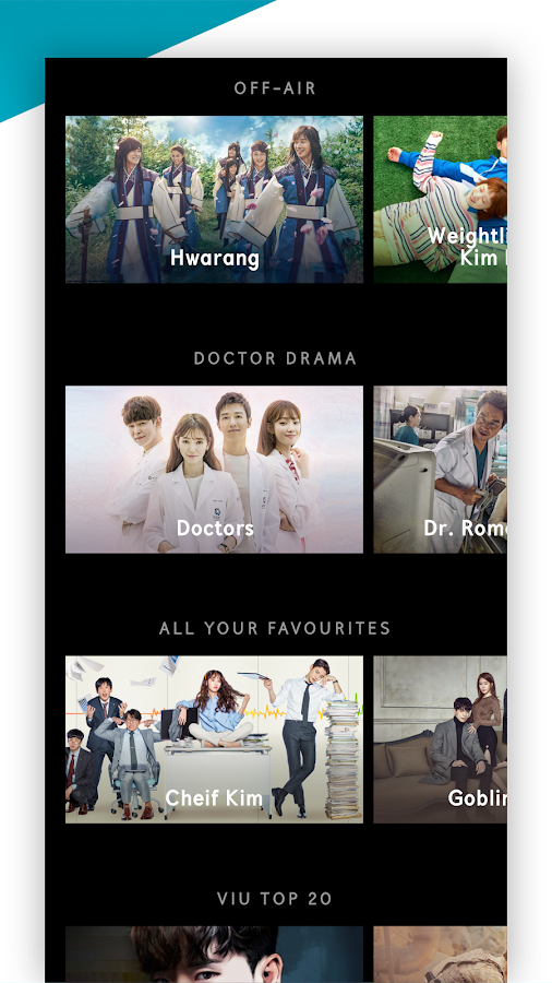 Viu – TV Shows, movies & more- screenshot