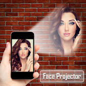 Face Projector Simulation