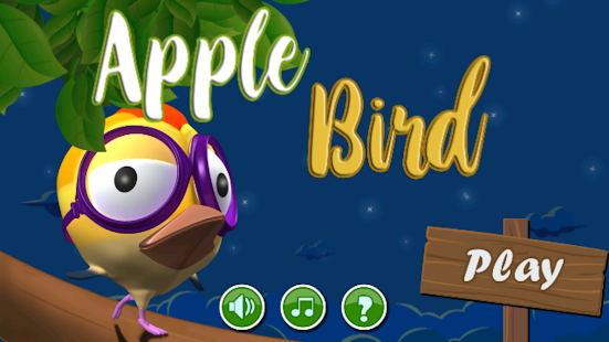 Apple Bird - náhled