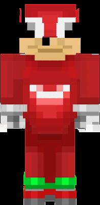 Iron Man 3d Wallpaper Download Knuckles Nova Skin