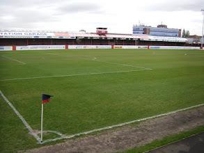Photo: Victoria Road - Dagenham & Redbrigde FC