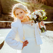 Wedding photographer Olesya Chernacka (Chernatska). Photo of 07.03.2016