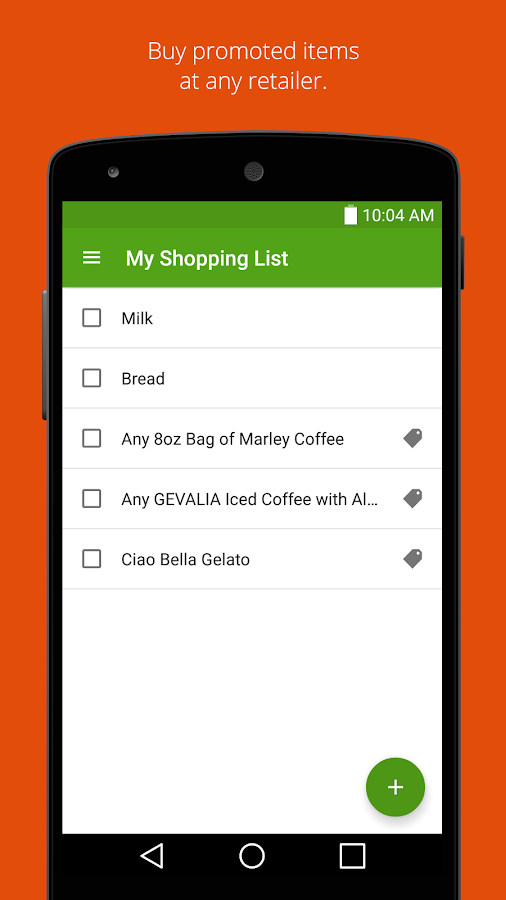 Snap by Groupon: Grocery Deals- screenshot