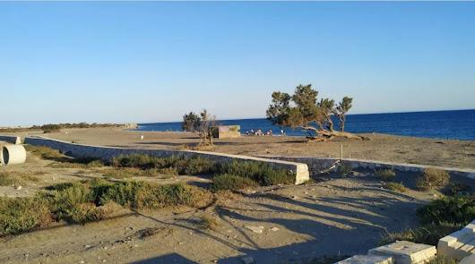 La obra de prolongación del paseo marítimo sube hasta los 2,2 millones de euros