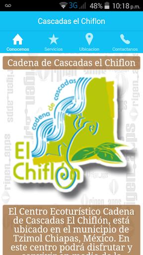 El Chiflon Cascadas