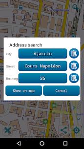 Map of Corsica offline 1.8 APK + MOD (Unlocked) 3