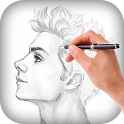 Pencil Photo Sketch icon