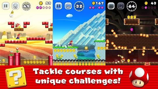 Super Mario Run (MOD,Unlocked All Worlds)  v3.0.20 1