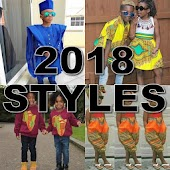 2018 AFRICAN KIDS FASHION & STYLE