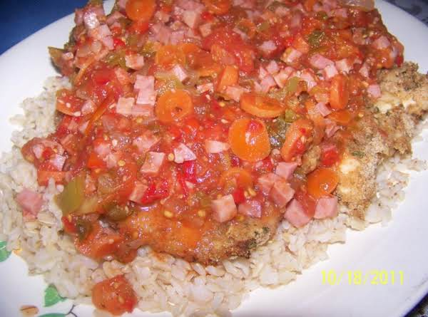 Chicken Creole Recipe