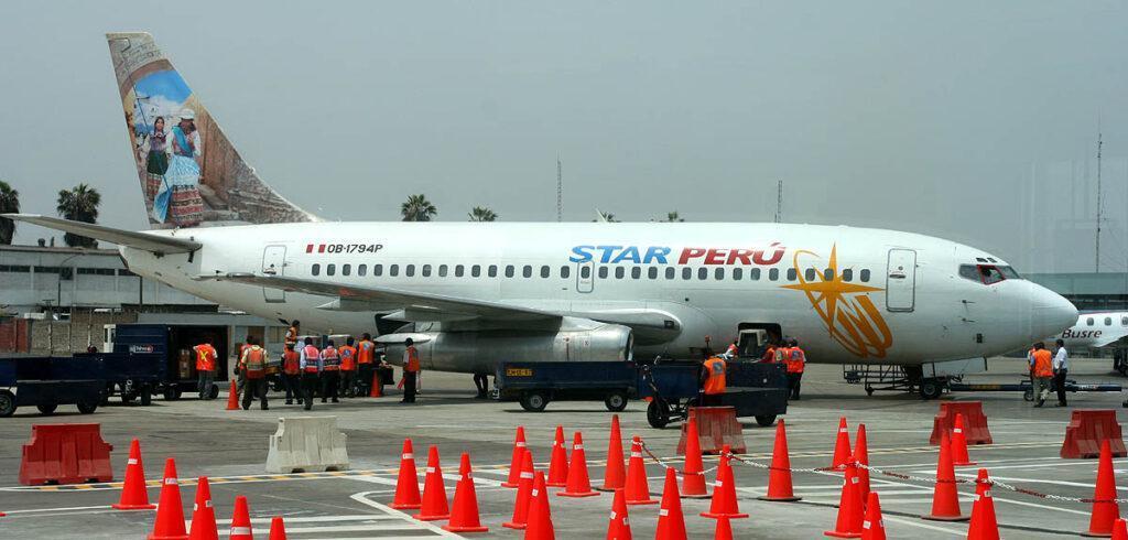 Airport peru