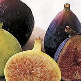 Fresh Fig Clafouti