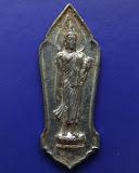 5.พระลีลา 25 พุทธศตวรรษ เนื้อชิน พ.ศ. 2500 พระดีพิธีใหญ่